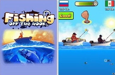 بازی ماهیگیری برای موبایل