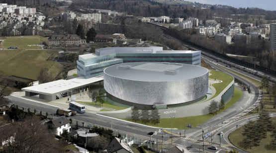 افتتاح بزرگترین آکواریوم آب شیرین در اروپا + تصاویر